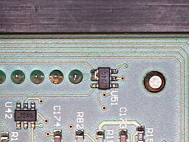 PCB problems solder fault