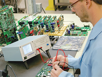 PCB repair and troubleshooting
