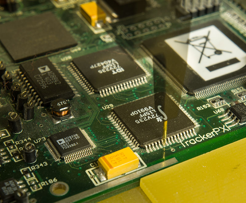 automated test of PCB