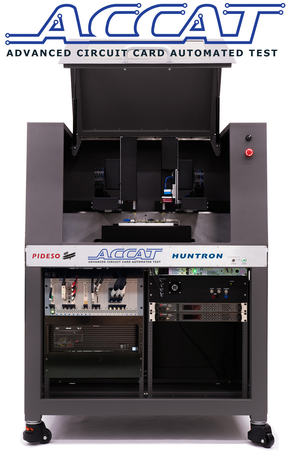 ACCAT - Advanced Circuit Card Automated Test